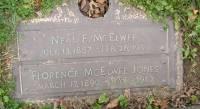 Florence <i>McElwee</i> Jones