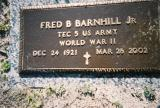 Fred Burr Barnhill, Jr