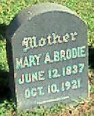 Mary A. Brodie