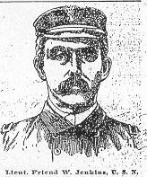 Lieut Friend W. Jenkins