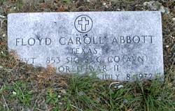 Floyd Carroll Abbott