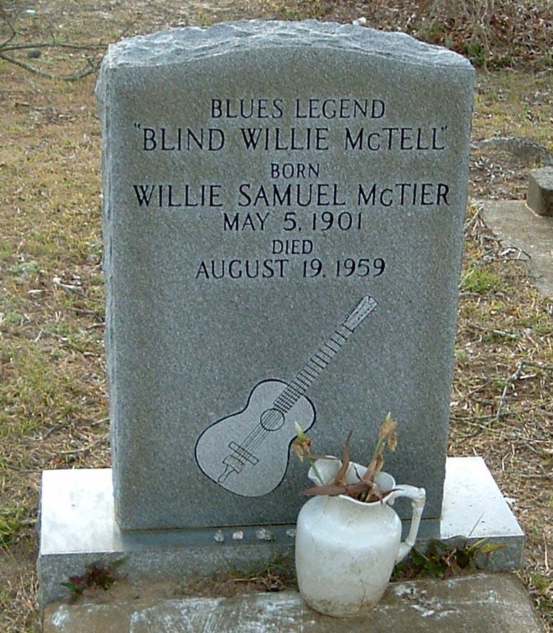 McTells Grave