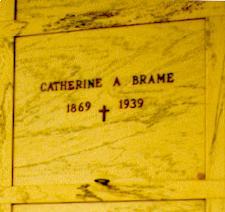 Catherine A Brame