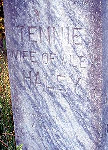 Tennie Haley