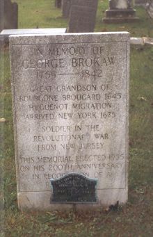 George Brokaw