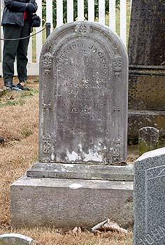 Capt Samuel Jackson