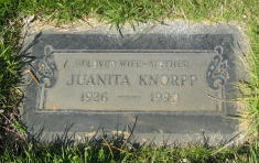 Hattie Juanita <i>Beckemeyer</i> Knorpp