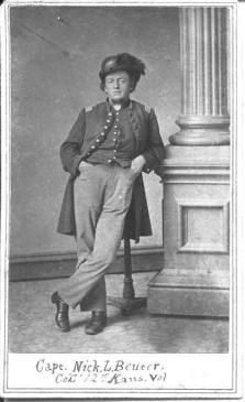 Capt Nick L. Beuter