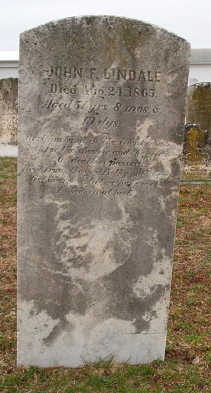 John F. Lindale