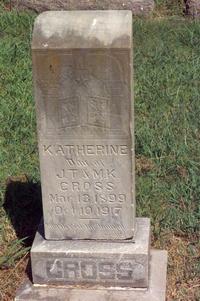 Katherine Cross
