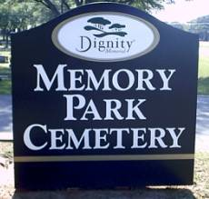 Memory Park Cemetery