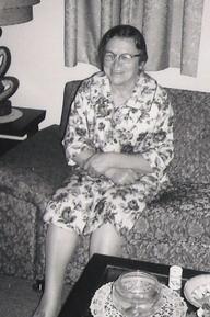 Anna Marie <i>Grieser</i> Erb