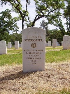 Julius Henry Stickoffer