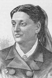 Rev Caroline Augusta <i>White</i> Soule