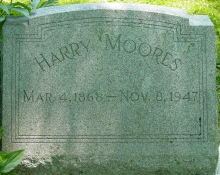 Harry Moores