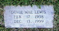 Dovie Mae Lewis