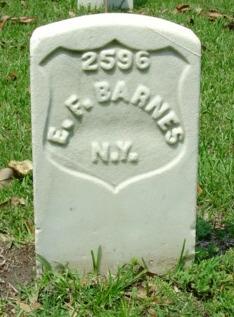 Edmund F Barnes