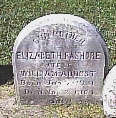 Elizabeth <i>Bashore</i> Aungst