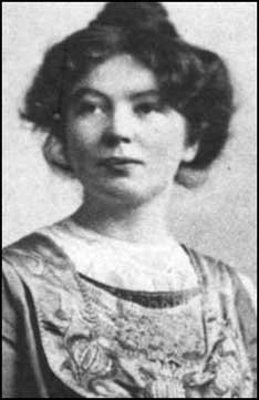 Christabel Harriette Pankhurst