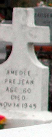Amedee Prejean