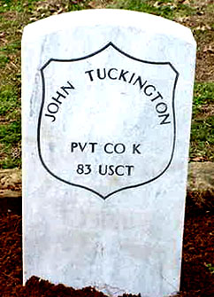Pvt John ( AKA Tuckington) Talkington