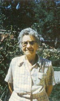 Ethel May <i>Perkins</i> Hadley