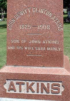 John DeWitt Clinton Atkins