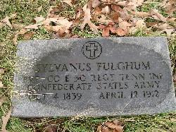 Sylvanus Fulghum