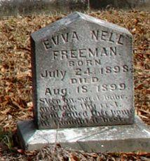 Evva Nell Freeman