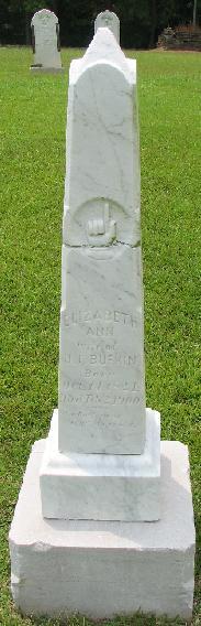 Elizabeth Ann Betsy <i>Barlow</i> Bufkin