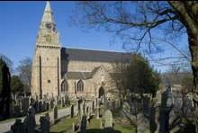 Old Machar Churchyard