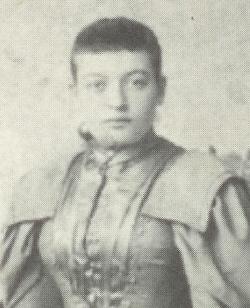 Kate Ellen <i>Jones</i> Gerberich