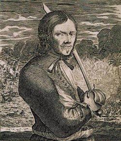 Capt Jean David Nau