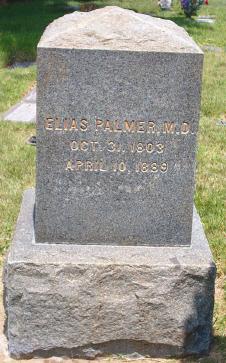 Dr Elias Palmer