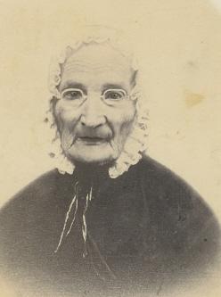 Elizabeth Betsey Wormood