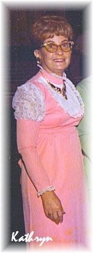 Kathryn Ruth <i>Hughes</i> Gambell