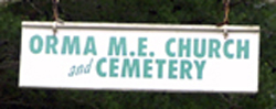 Orma United Methodist Church Cemetery