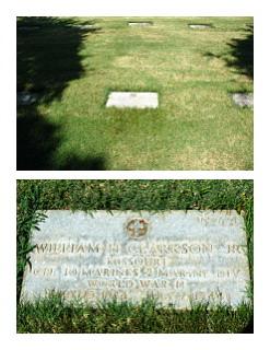 Corp William Hazelett Clarkson, Jr