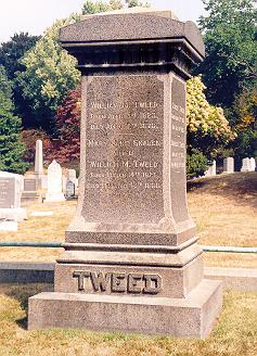 William Magear Boss Tweed