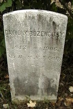 David M. Bozenbury
