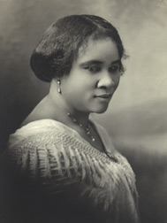 Sarah Breedlove Madam C.J. Walker
