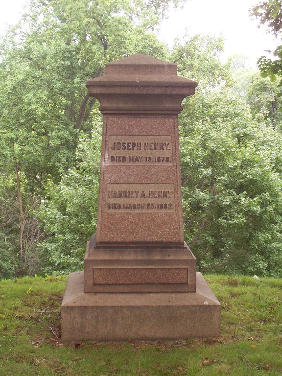 Joseph and Harriet Henry Monument