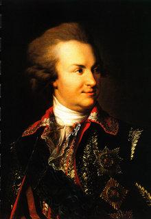 Grigori Alexandrovich <i>Potyomkin</i> Potemkin