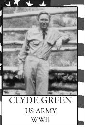 Clyde Green