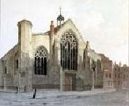 Austin Friars Churchyard