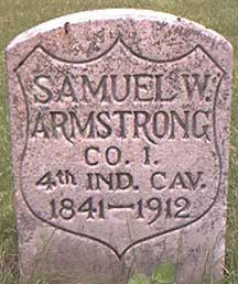 Samuel W. Armstrong