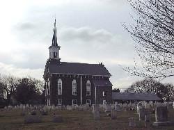 Saint Peters Union Cemetery