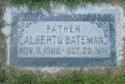 Alberto Delos Bateman