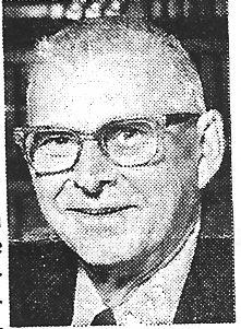 John Burton Bert McPherson
