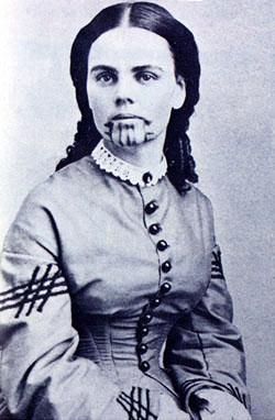 Olive Ann <i>Oatman</i> Fairchild